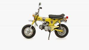 Honda ST125 Dax