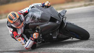 Michael van der Mark BMW M1000RR