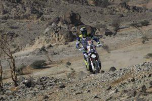 Paul Spierings Dakar Rally