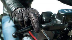 handschoenen motorrijders Spanje