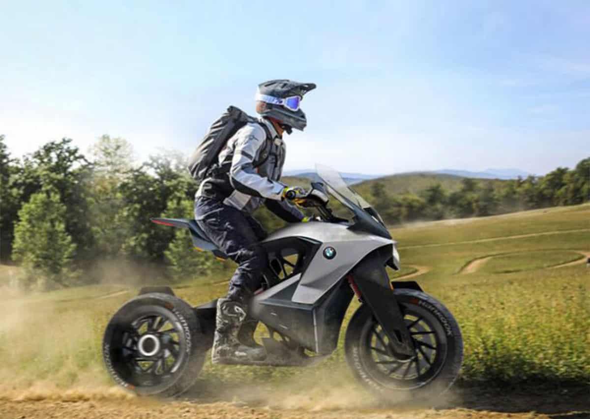 BMW Adventure Concept motor 1