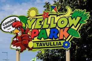 Yellow park Tavullia
